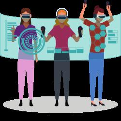 Děti ve virtuální realitě